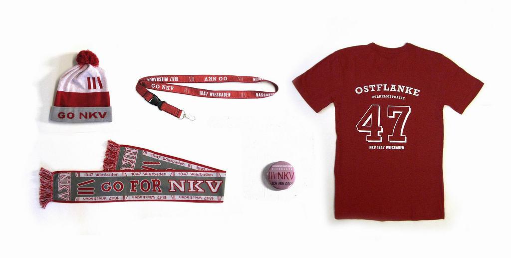 go-for-NKV Fanartikel